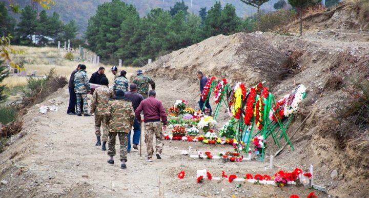 Nagorno-Karabaj: una paz que es derrota para Armenia