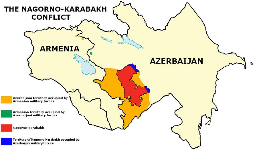Nagorno Karabakh Mediation In Good Faith Is Vital