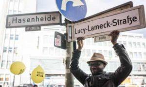 Berlino: cambia il nome di una strada da un colonialista a un'eroina della Tanzania