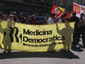 Medicina Democratica, dagli anni Settanta a difesa dei diritti e della salute