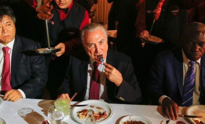 Brasile: presidenti e cani