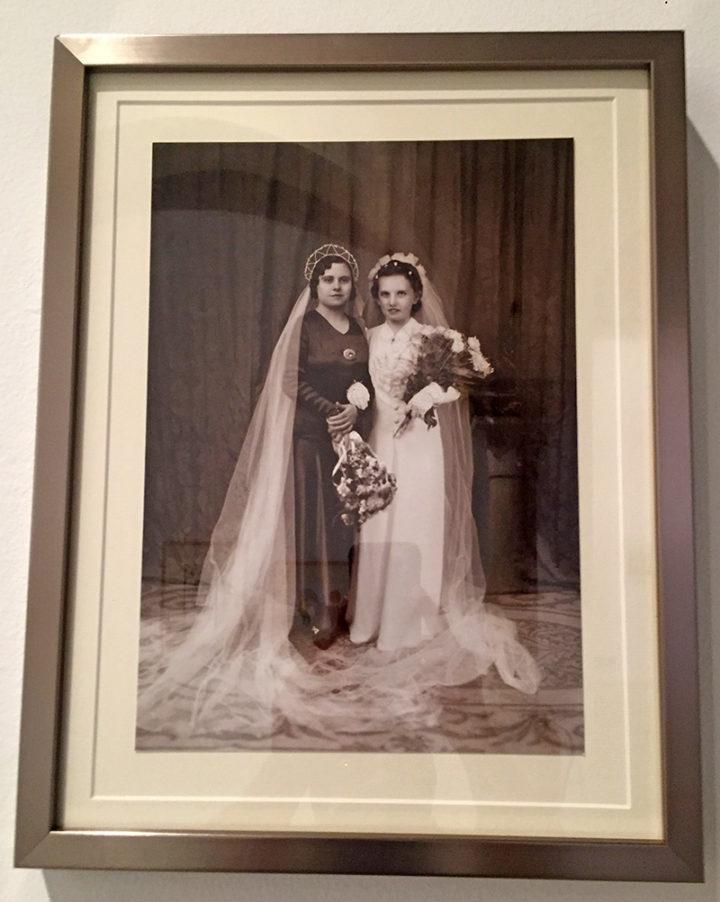 Mujeres se casan