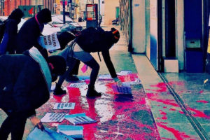 Torino: La Stampa confonde le femministe con gli anarchici