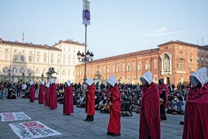 Femminicidio e infanticidio, Carignano