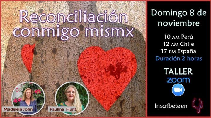 [Perú] Taller: La reconciliación con uno mismo