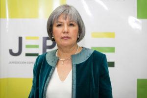 Colombia: Defendamos la Paz riconosce l'azione di Patricia Linares, presidentessa uscente del JEP (Giurisdizione Speciale per la Pace, n.d.t.)