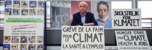 Απεργία πείνας ξεκίνησε γάλλος ευρωβουλευτής