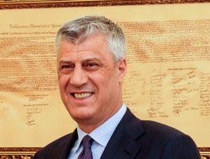 Confermata l'incriminazione del presidente del Kossovo per crimini di guerra