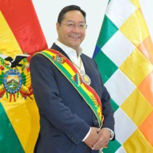 Luis Arce Catacora ya es presidente de Bolivia