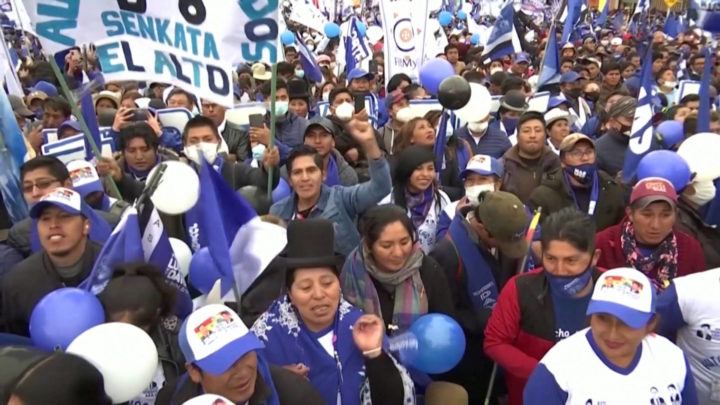 Why Bolivia's Democratic Comeback Election That Overthrew a Coup Offers Hope for the U.S.