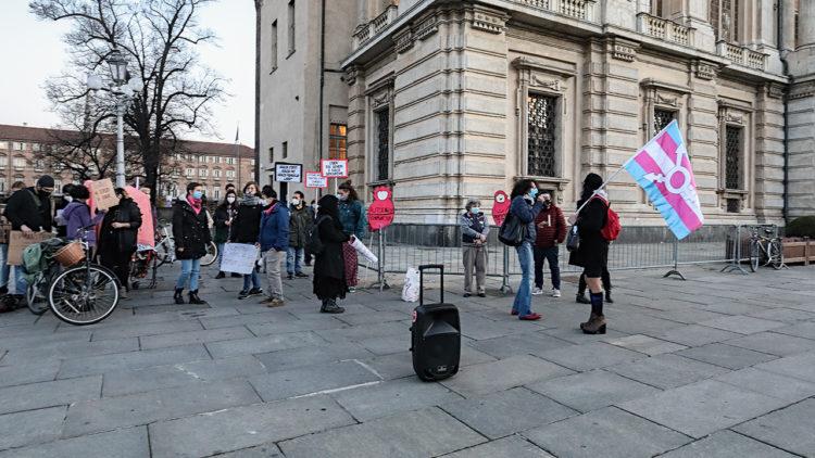 Trans, TDOR, Torino