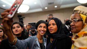 Três muçulmanos eleitos para a Câmara dos Deputados dos Estados Unidos