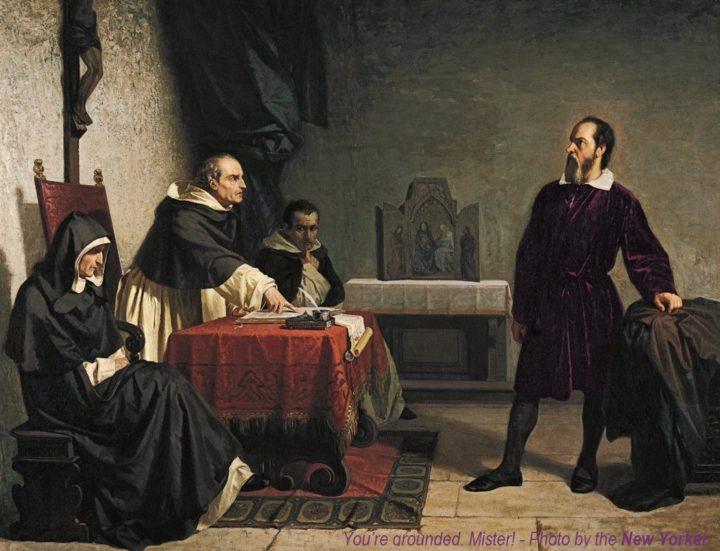 A BBC e Santa Inquisição versão 4.0