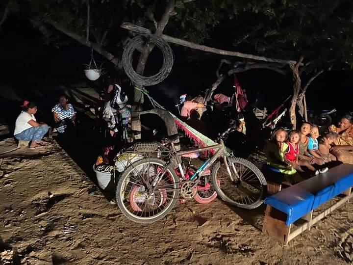 Desalojo de indígenas Wayuu en La Guajira, Colombia
