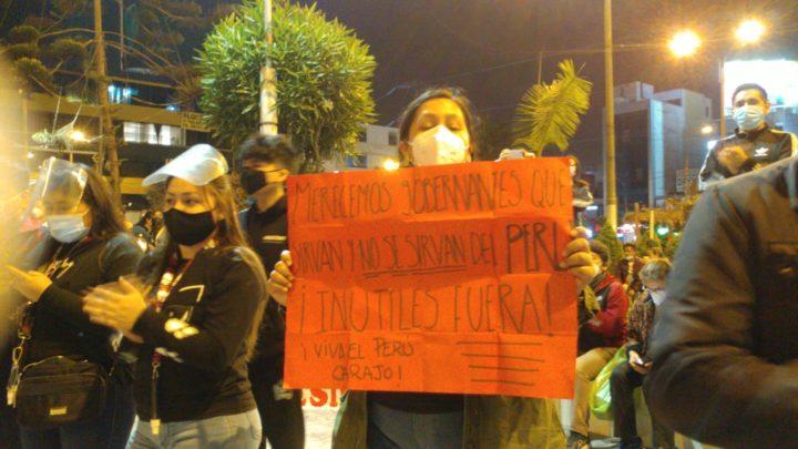 Il Perù si è svegliato