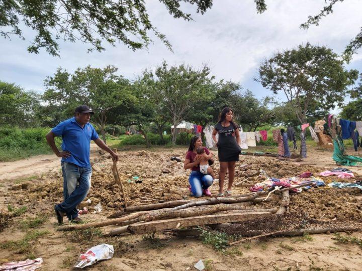 Gobierno calla frente a desalojo territorial de comunidad wayuu de Painwashi