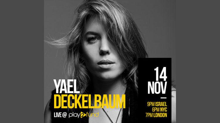 Frauen der Welt vereint Euch - Yael Deckelbaum live online