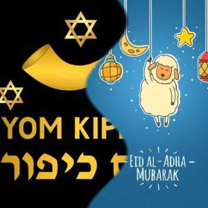 ¿Cuándo un Yom Kippur o Eid al-Adha en paz para Palestinos e Israelíes?