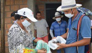Tejiendo lazos: un intercambio de experiencias unió a excombatientes de Caquetá y Putumayo en Colombia