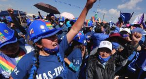A triumphant return to power for Bolivia's social movements