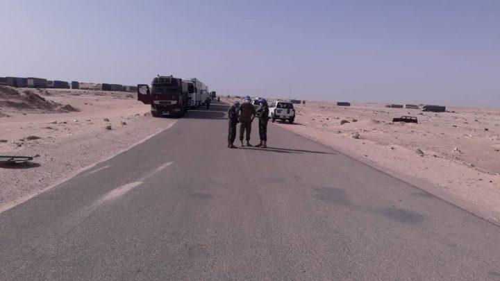 Ultime notizie dalla lunga lotta del popolo Saharawi