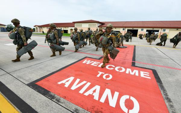 La maledetta seconda giovinezza della base USA e NATO di Aviano