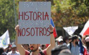 Cile – Le trappole al vero cambio della Costituzione