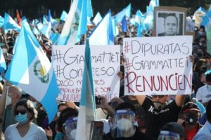 Guatemala: se acabó la paciencia