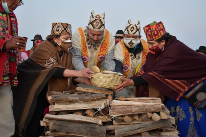 Bolívia: Primeiras-damas, em direção ao equilíbrio através da dualidade