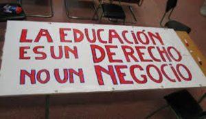 Resistencias, propuestas y victorias frente a la renovada amenaza mercantilista contra el Derecho Humano a la Educación