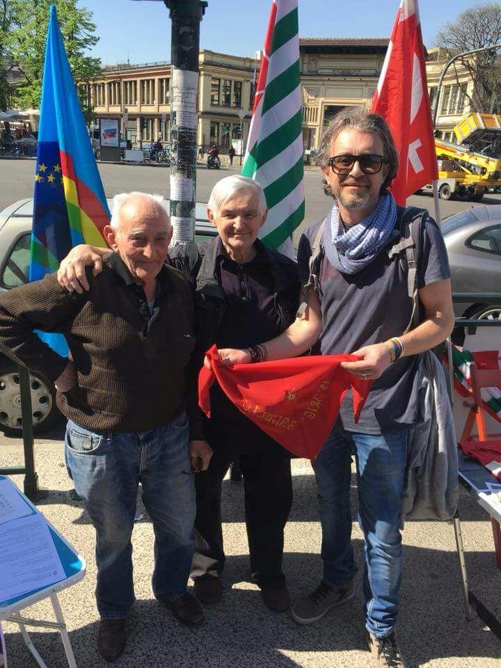 Gino Scanferlato partigiano Gigi 22