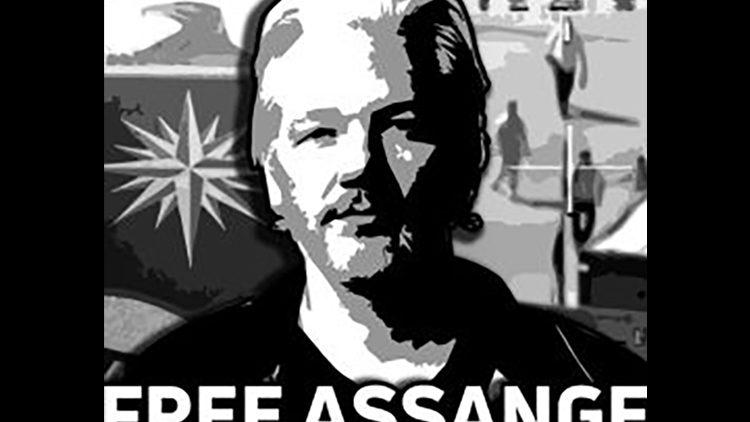 Pétition pour la libération de Julian Assange au Bundestag allemand
