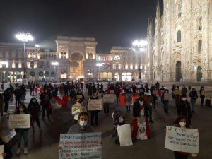 Perú despertó. Manifestazione a Milano
