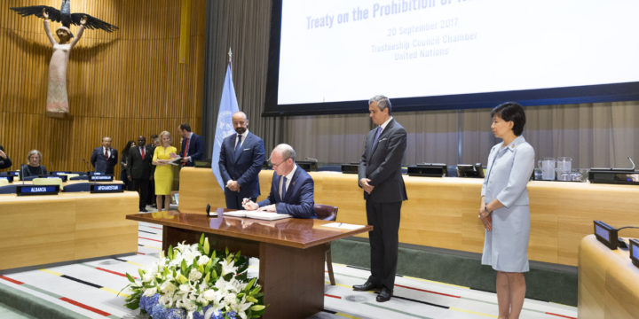 Does the TPNW Contradict or Undermine the NPT?