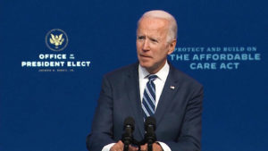 "Joe Biden Calls Trump's Refusal to Concede Presidential Election an ""Embarrassment"""