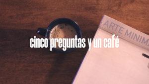 Estreno de 5 preguntas y 1 Café, con Gloria Martín