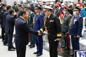 Bolivia, Luis Arce sostituisce i vertici militari: verso una milizia popolare?