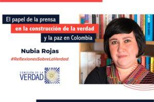 El papel de la prensa en la construcción de la verdad y la paz en Colombia