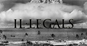Il·legalitzar tot allò que té a veure amb les armes nuclears