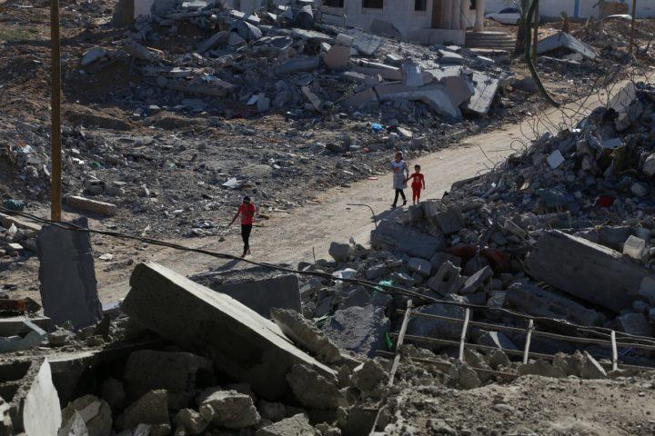 A OMS critica Israel por violações de saúde contra a Palestina