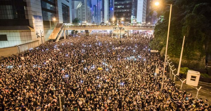 Hong Kong: the High Court criticizes the police forces' behaviour