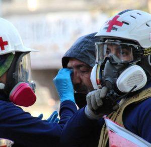 Chile: Brigada Dignidad; pacientes y rescatistas víctimas de violencia de estado