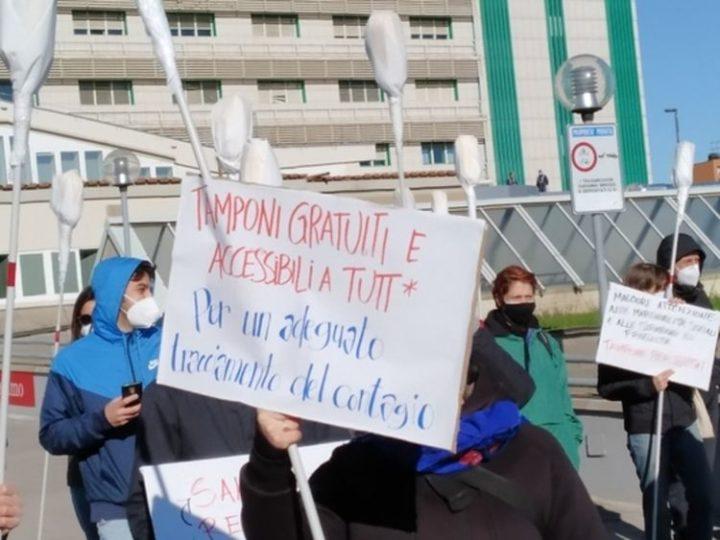 Per una società della cura: anche a Bologna in piazza per una società diversa