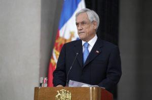 Sobre la ilegitimidad del gobierno chileno