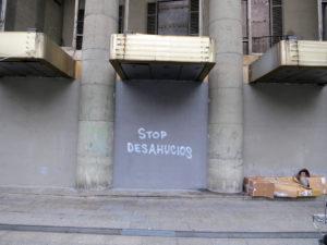 Les plataformes denuncien 443 desnonaments a Barcelona durant les últimes setmanes