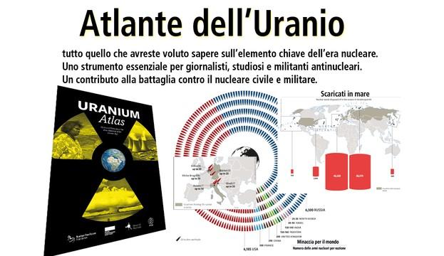 A primavera in italiano l'Atlante dell'Uranio