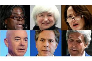 Equipo de gobierno de Joe Biden es el más diverso de la historia de EE.UU.