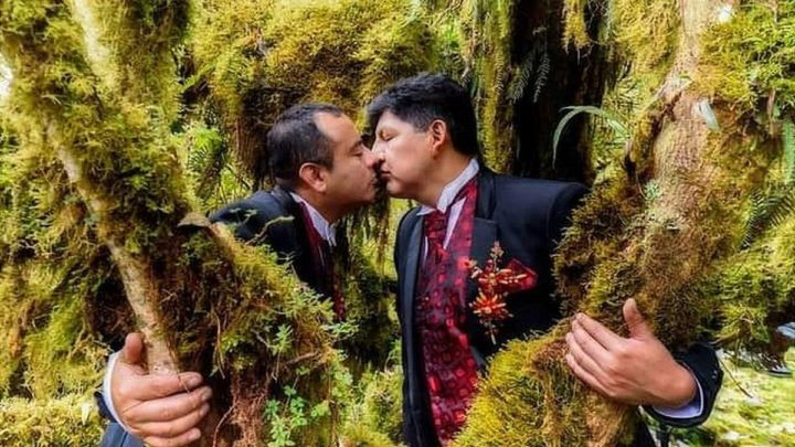 Historique ! La Bolivie adopte une résolution visant à reconnaître l'union civile de deux hommes