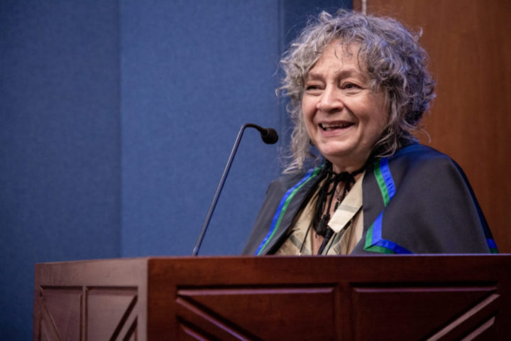 Rita Segato: Demokratie muss feministisch werden