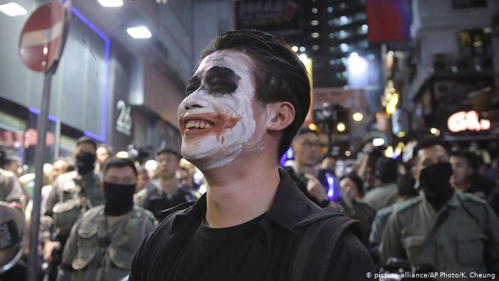 Hong Kong's top court rules 2019 mask ban constitutional